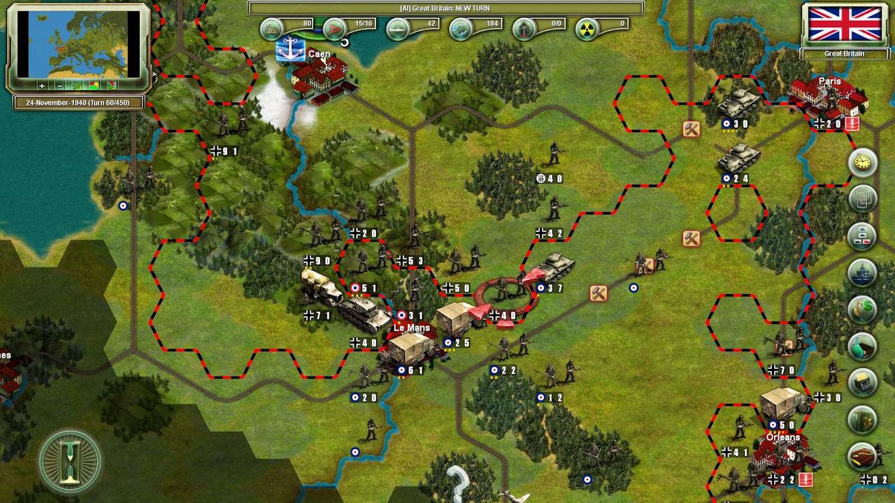 Time of Fury screenshot