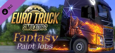 Euro Truck Simulator 2 - Fantasy Paint Jobs Pack