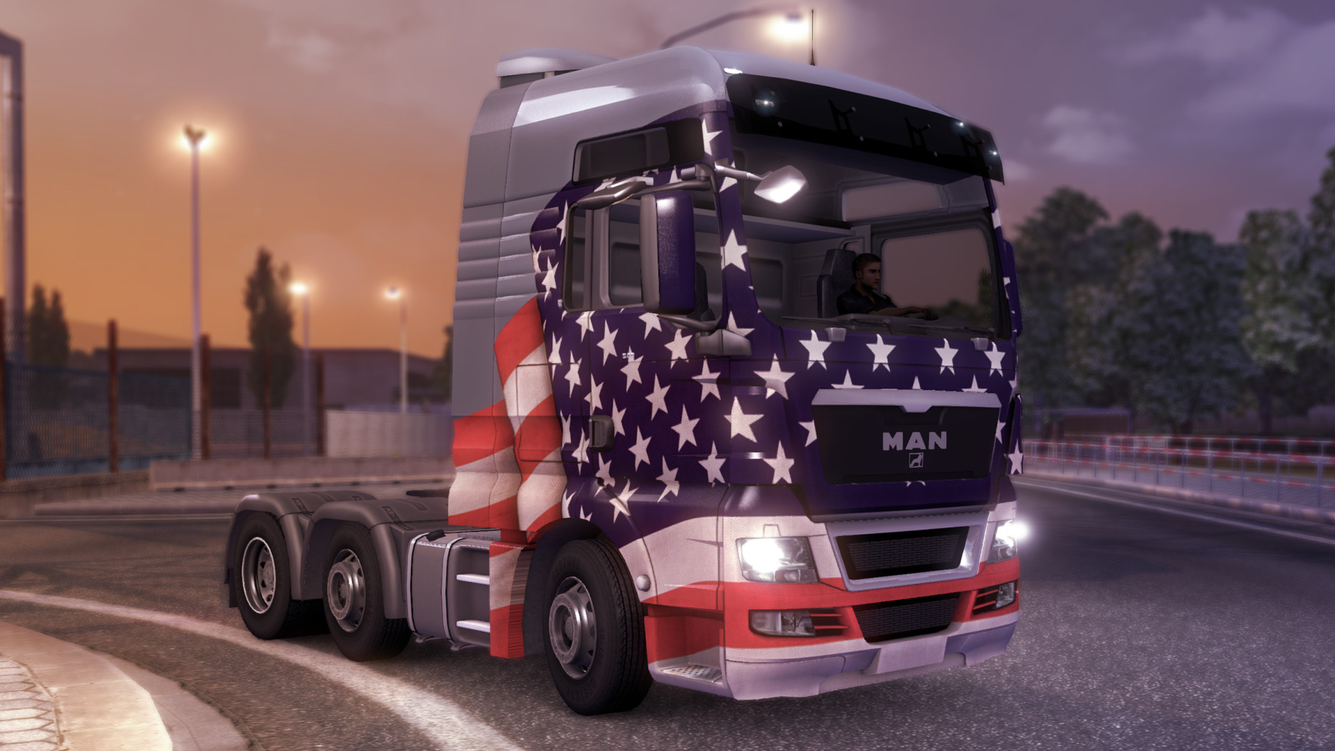 euro truck simulator 2 usa paint jobs pack steam discovery. Black Bedroom Furniture Sets. Home Design Ideas