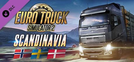 Скачать игру euro truck simulator 2 scandinavia