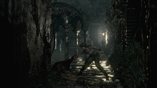 Resident Evil HD: Remaster (PC) 2015