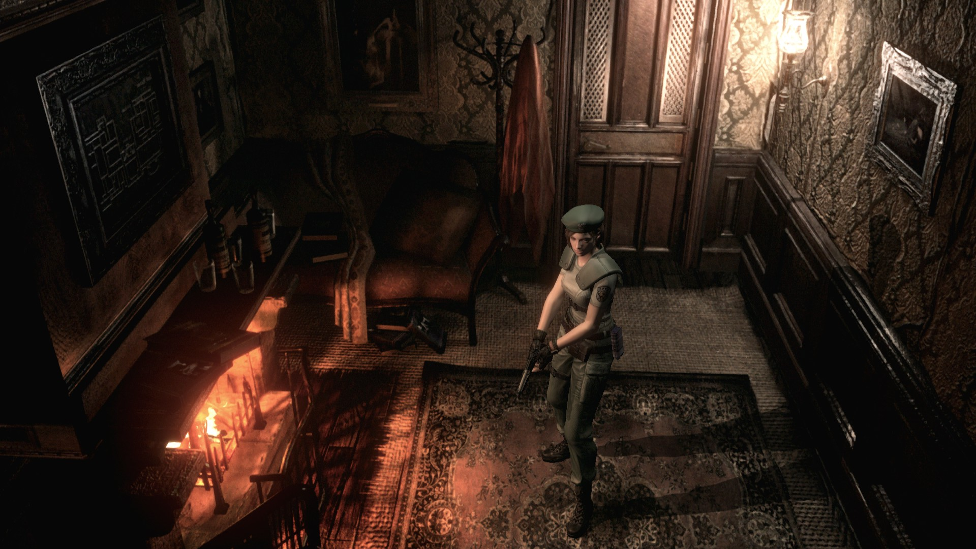 Resident Evil HD Remaster CODEX