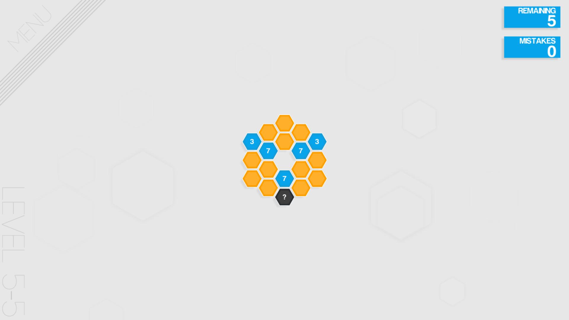 Hexcells Infinite screenshot