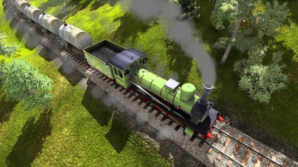 [GameGokil.com] Train Fever USA [Game Simulasi Kereta Api Bisnis]