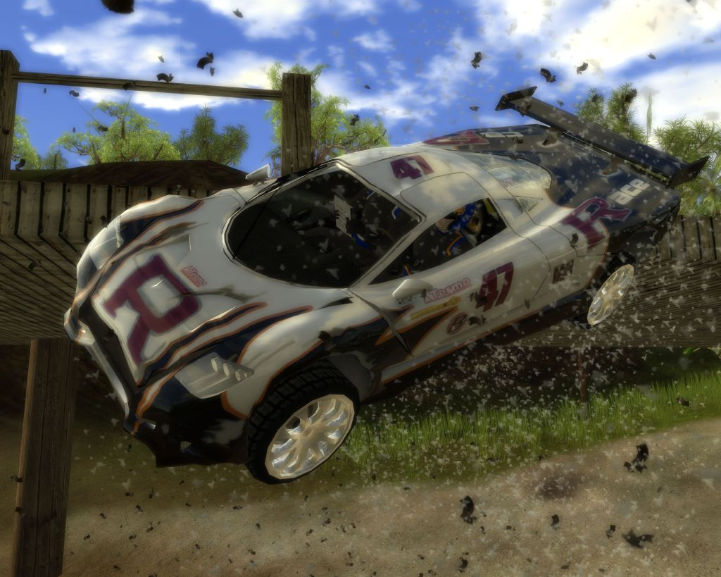 Xpand Rally Xtreme screenshot