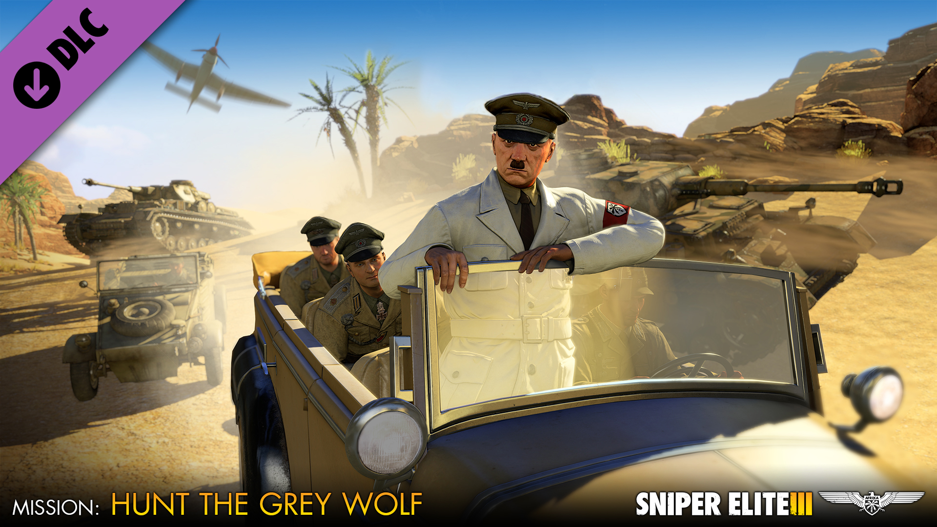 Sniper Elite 3 - Target Hitler: Hunt the Grey Wolf screenshot
