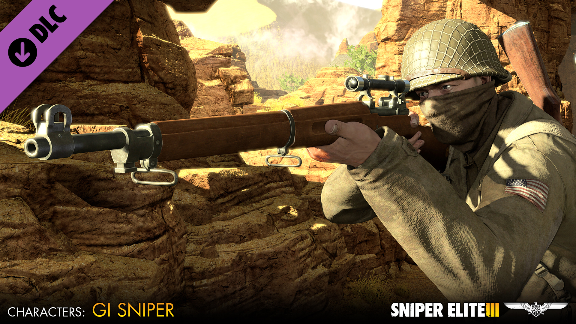 Sniper Elite 3 - Allied Reinforcements Outfit Pack screenshot