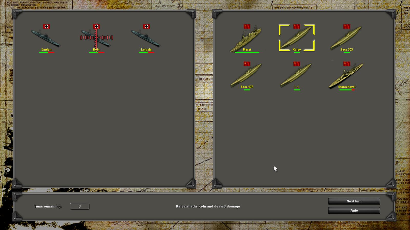 World War 2: Time of Wrath screenshot
