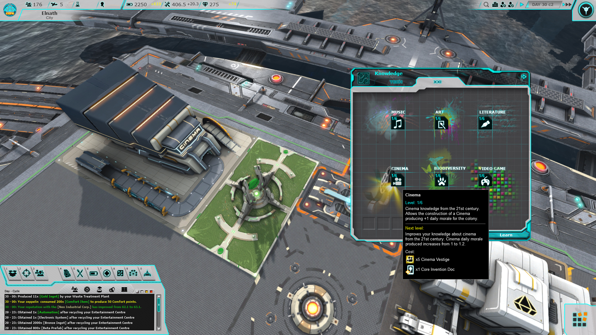 Project AURA screenshot