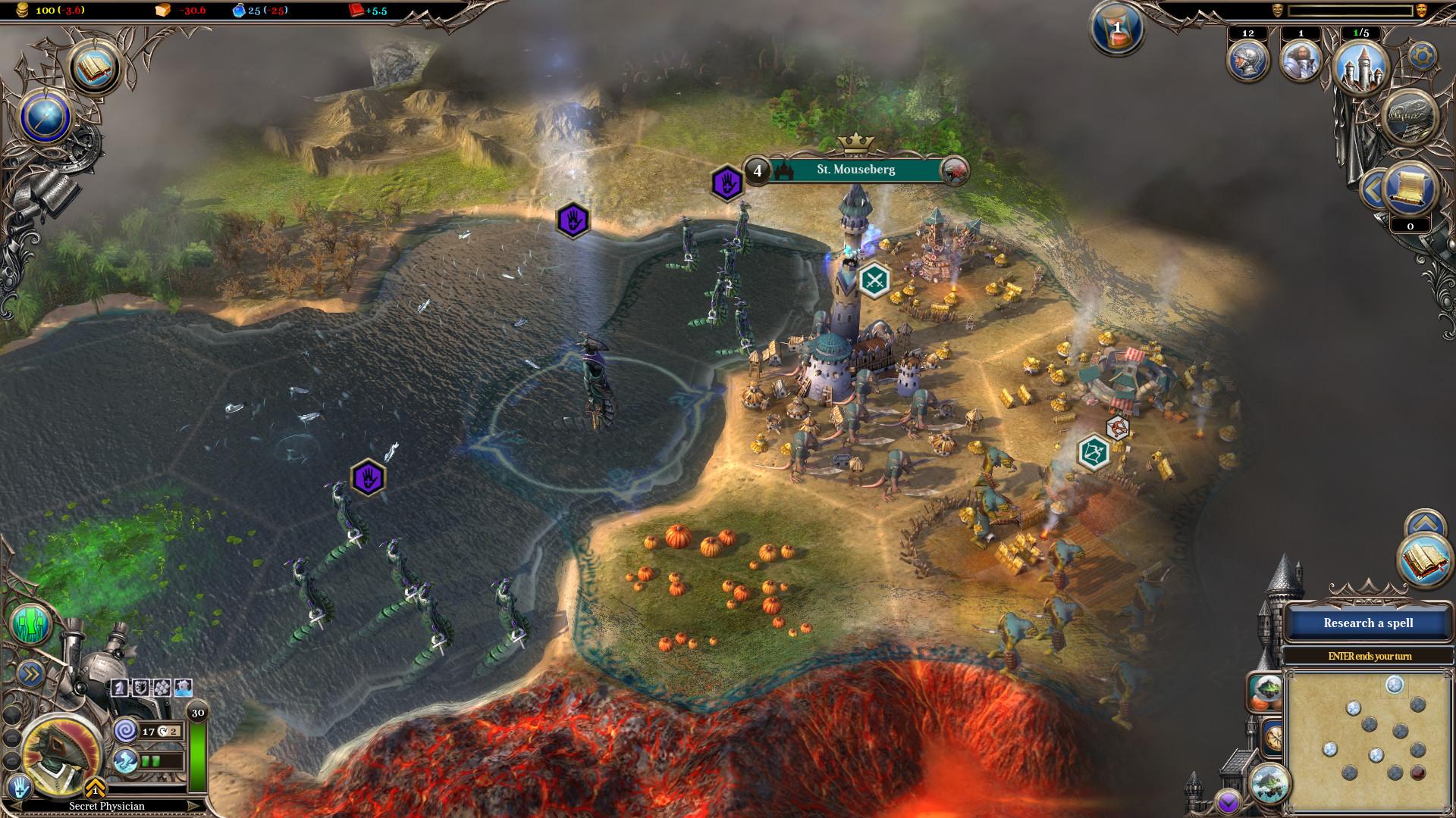 Warlock 2: Wrath of the Nagas screenshot