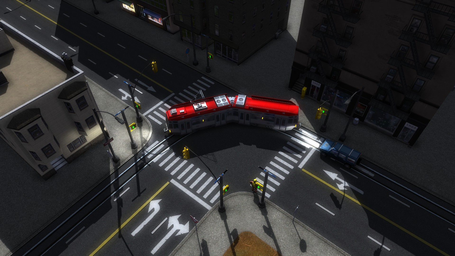Cities in Motion 2: Players Choice Vehicle Pack screenshot