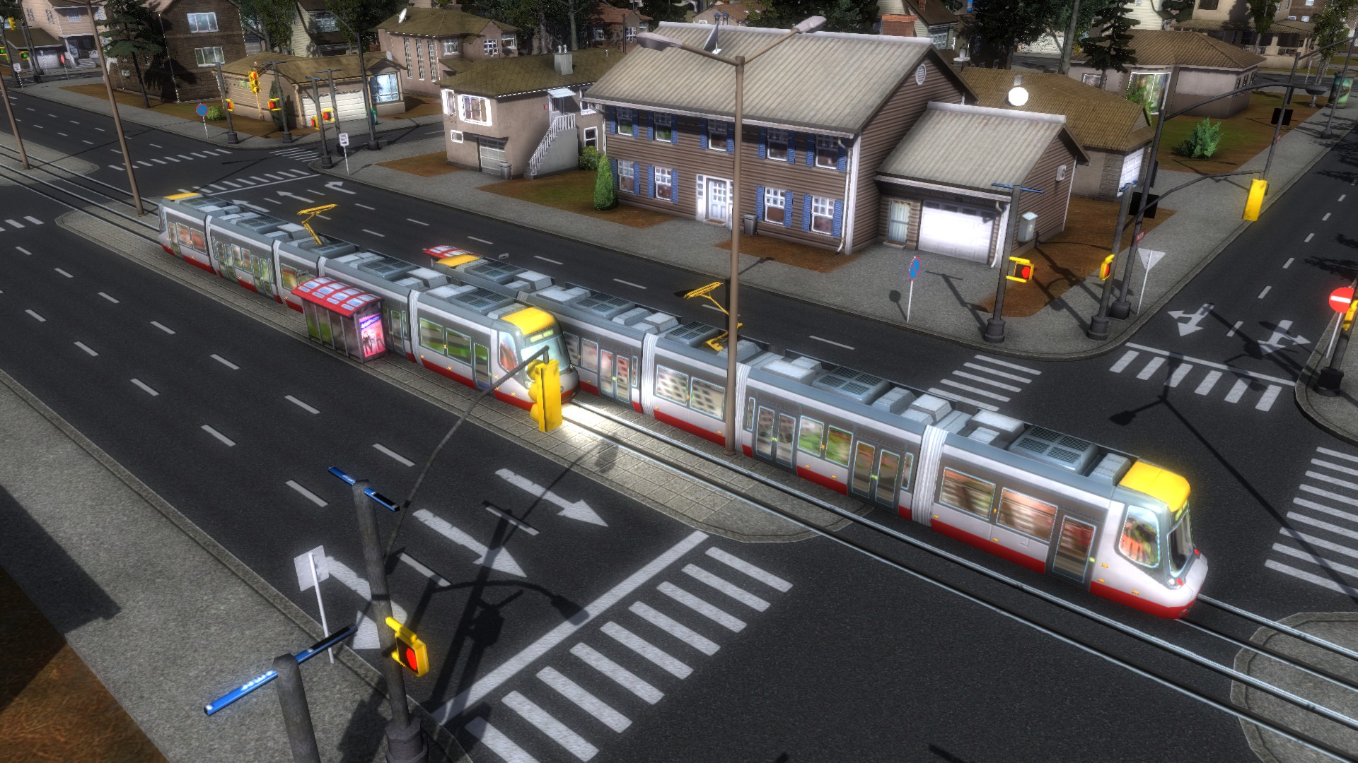 Cities in Motion 2: European Vehicle Pack screenshot