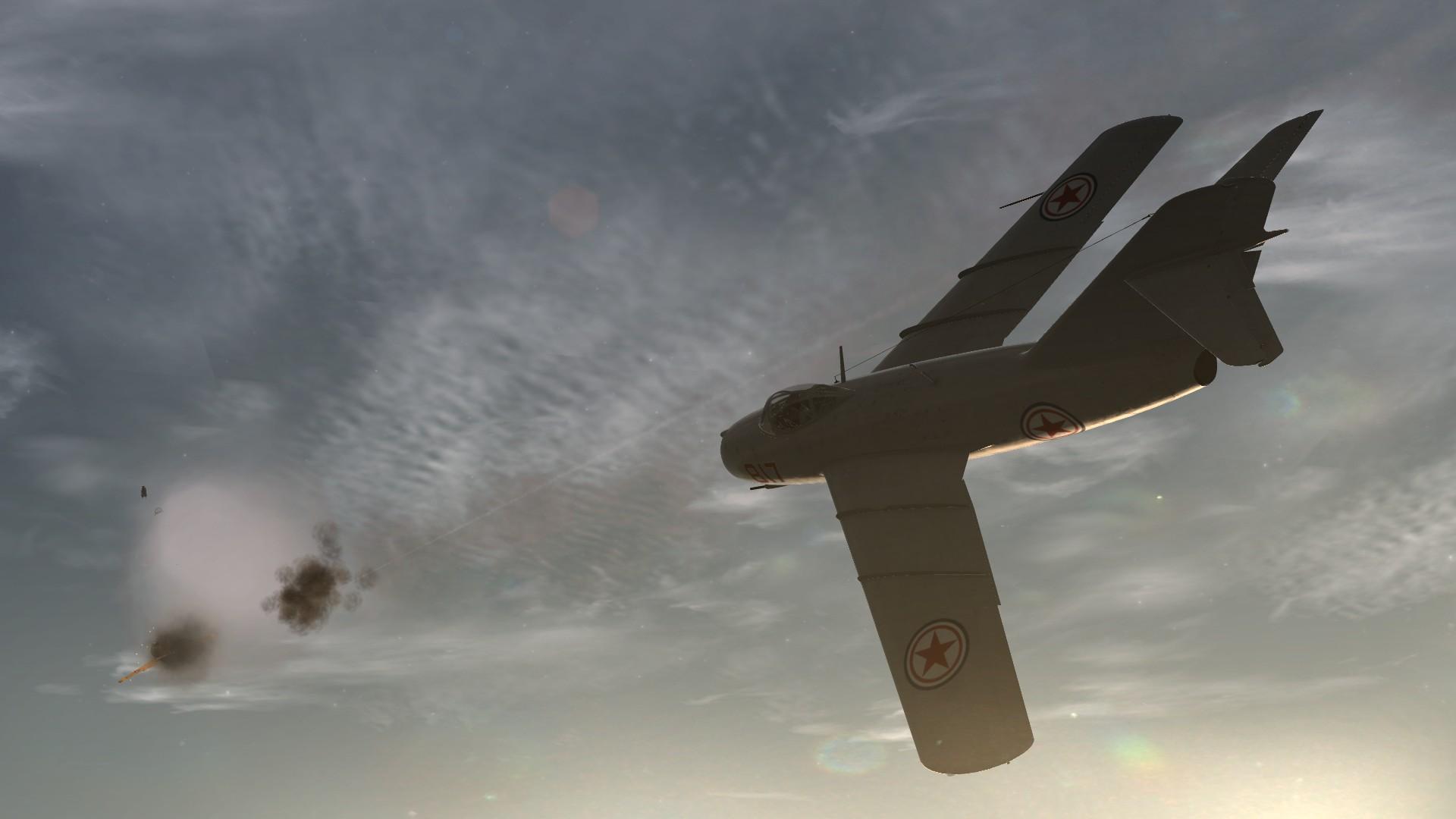 DCS: F-86F Sabre screenshot