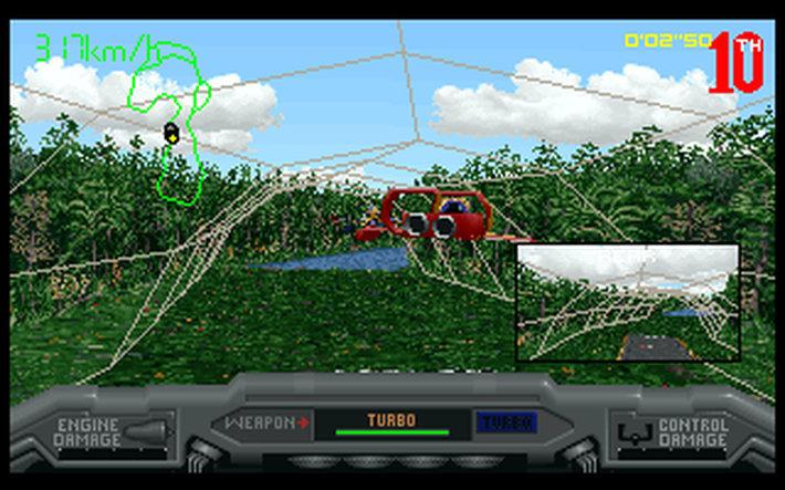 Slipstream 5000 screenshot