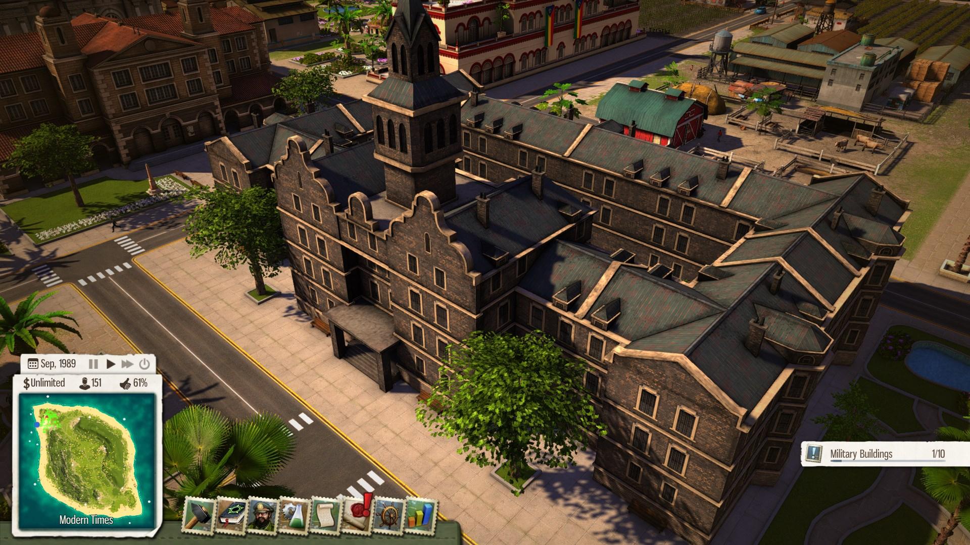 Tropico 5 - Mad World screenshot