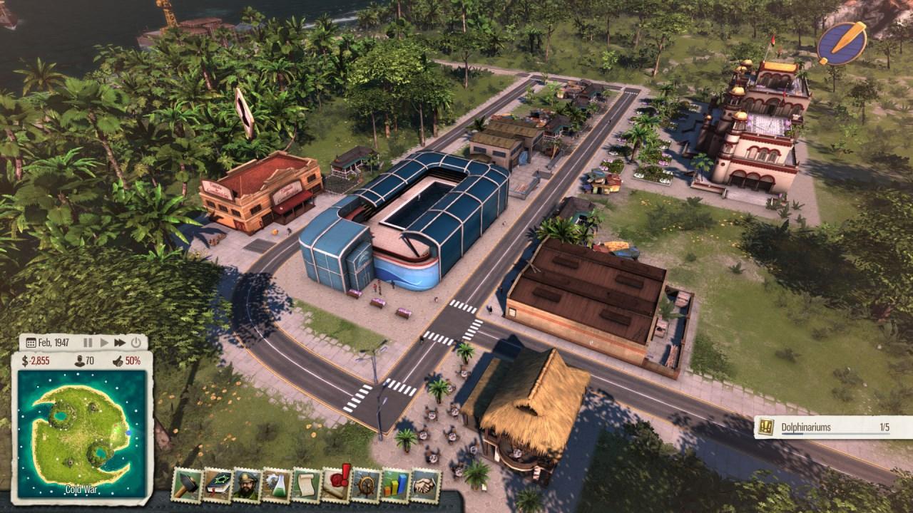 Tropico 5 - Surfs Up! screenshot