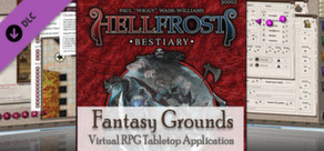 Fantasy Grounds - Savage Worlds: Hellfrost Bestiary
