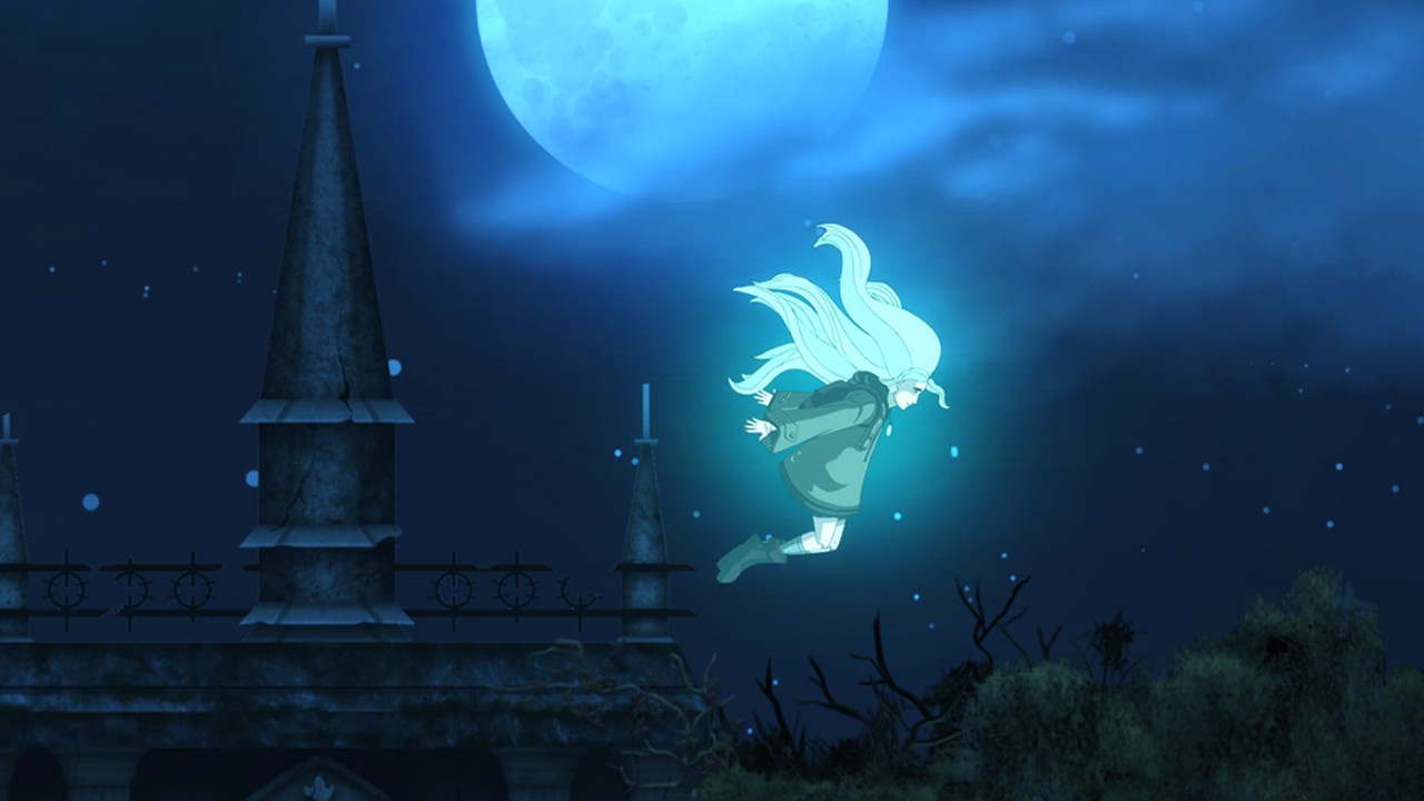 Whispering Willows - Art Book, Soundtrack, and Wallpaper screenshot