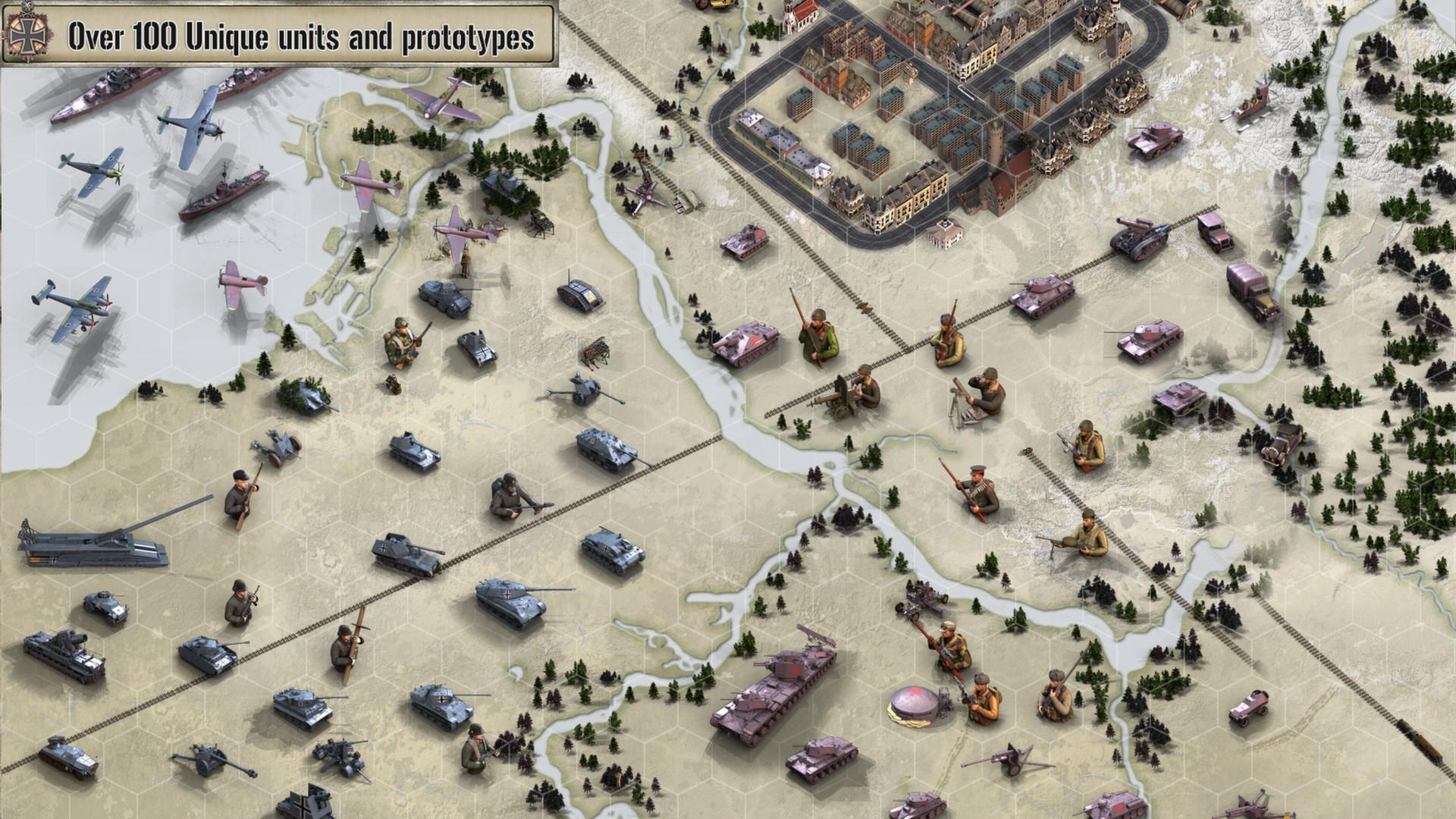 الإستراتيجية الرائعة Frontline Road Moscow ss_864536e17e87ad125
