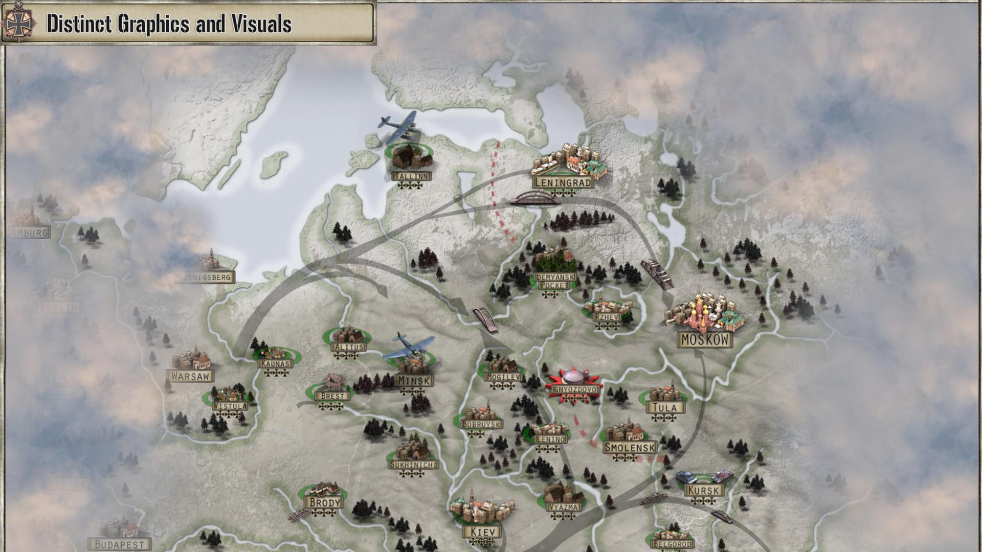 الإستراتيجية الرائعة Frontline Road Moscow ss_9d6fcb7fcc4794e53