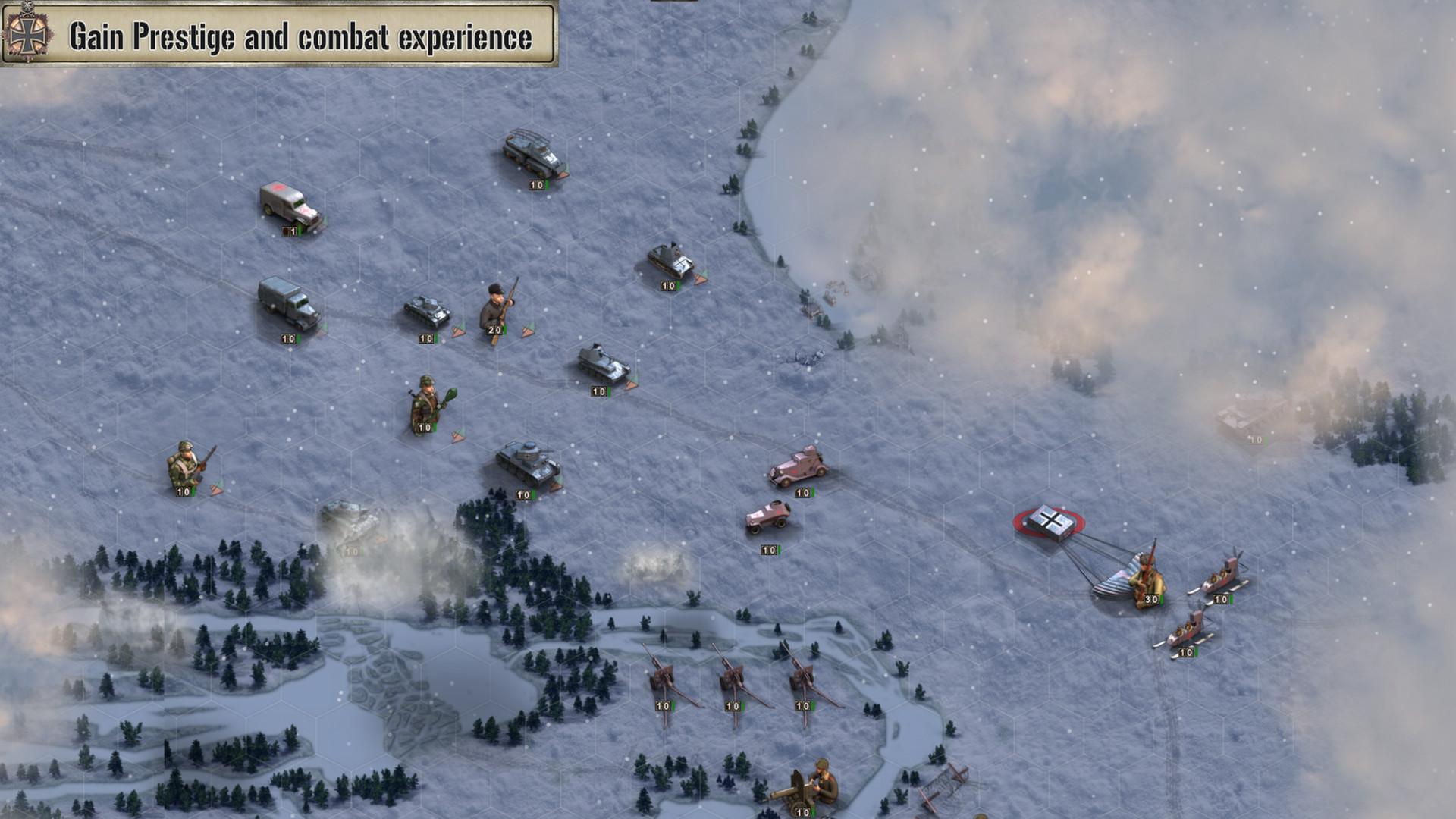 الإستراتيجية الرائعة Frontline Road Moscow ss_b3c4ce03adb5b5fef