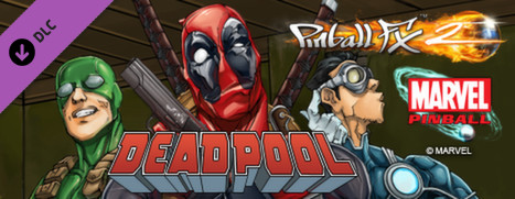 Pinball FX2 - Deadpool Table