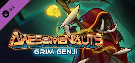 Awesomenauts - Grim Genji Skin