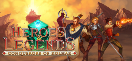 Heroes & Legends: Conquerors of Kolhar game image