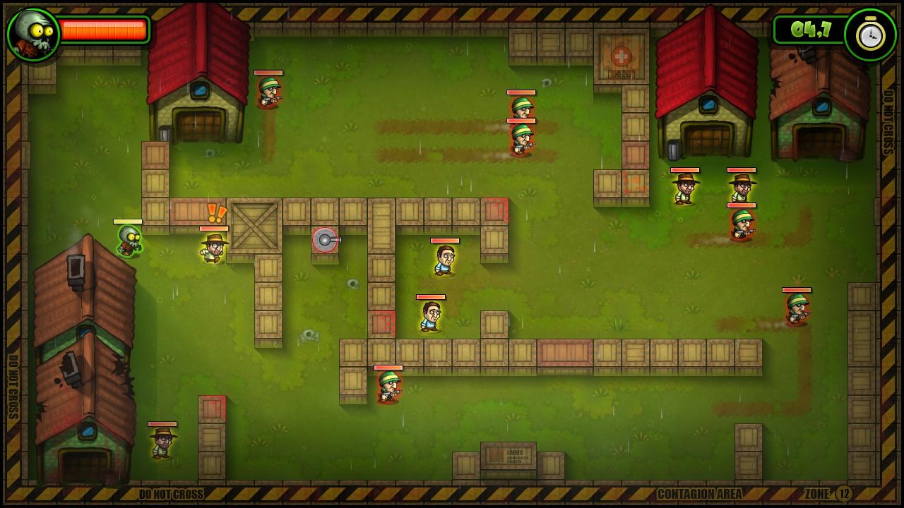I, Zombie screenshot
