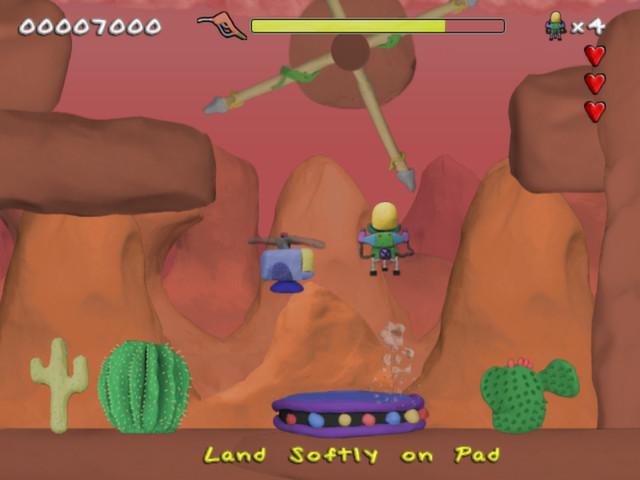 Nux screenshot