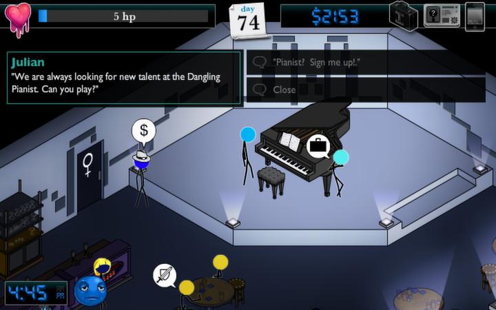 Stick RPG 2: Director's Cut screenshot