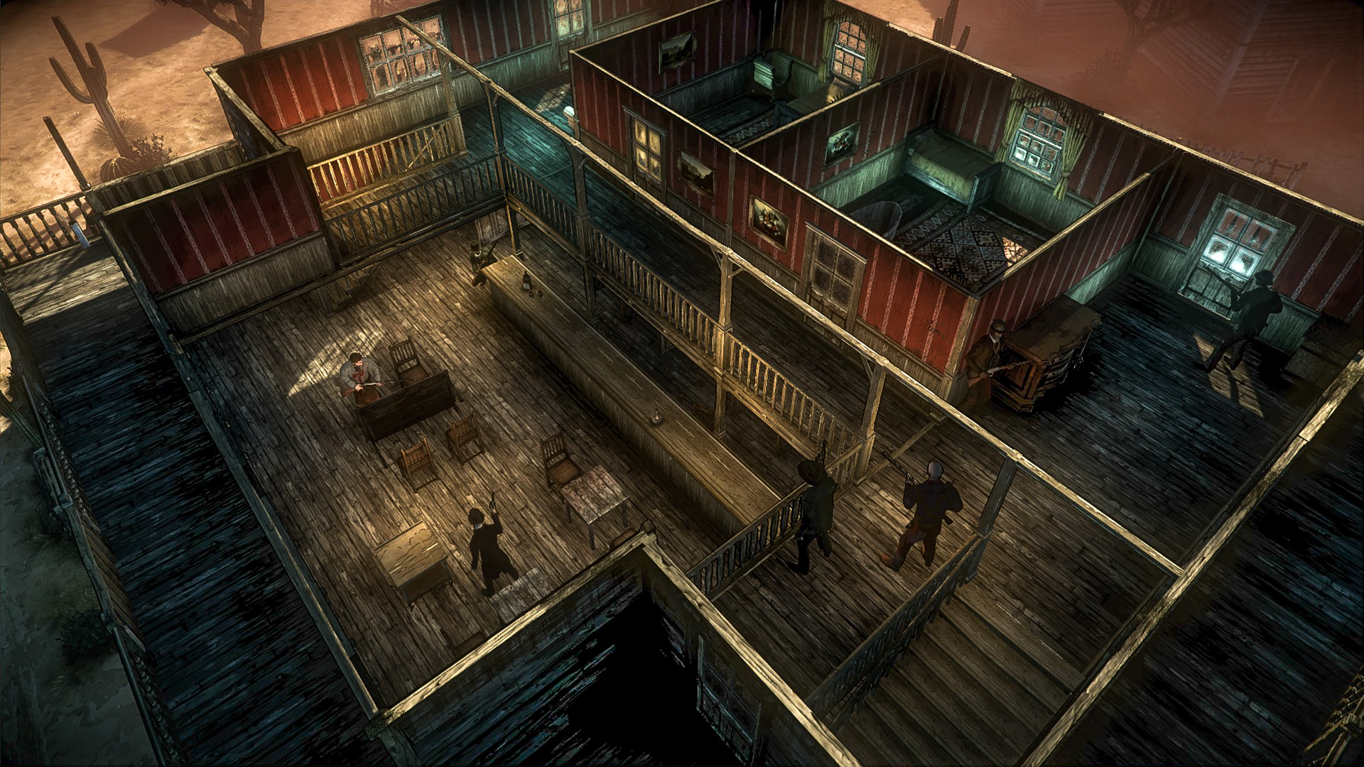 Hard West. Collector's Edition [Steam-Rip] [2015|Rus|Eng|Multi5]