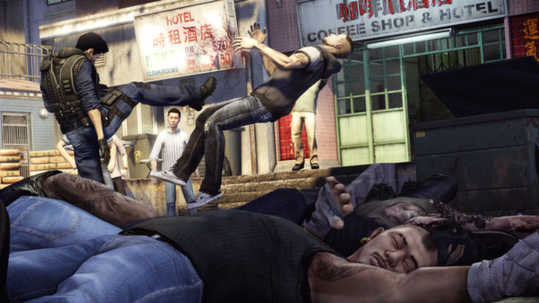 Sleeping Dogs Definitive Edition-CODEX Black