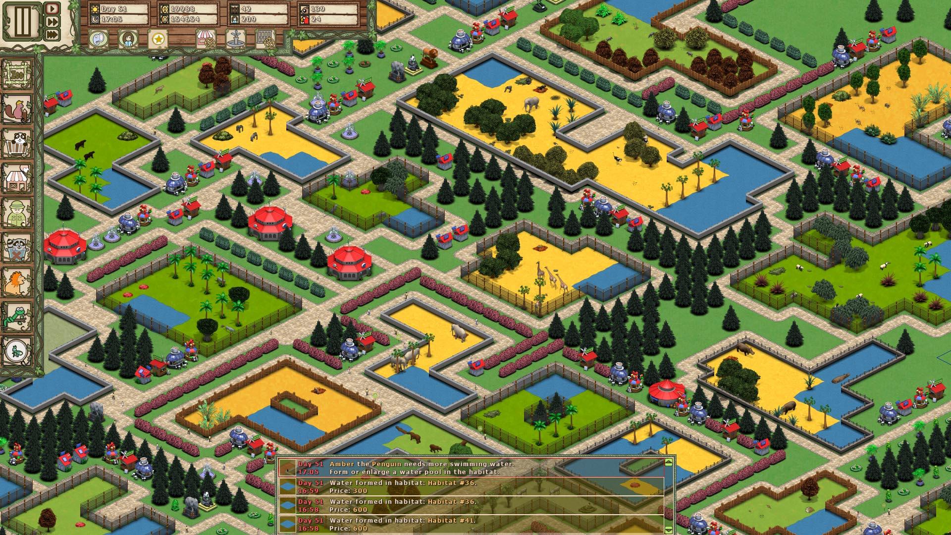 Zoo Park screenshot