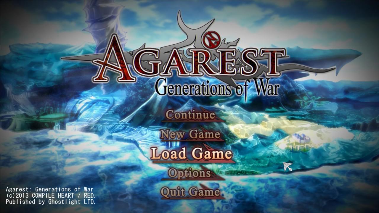 Agarest: Generations of War DLC Bundle 1 screenshot