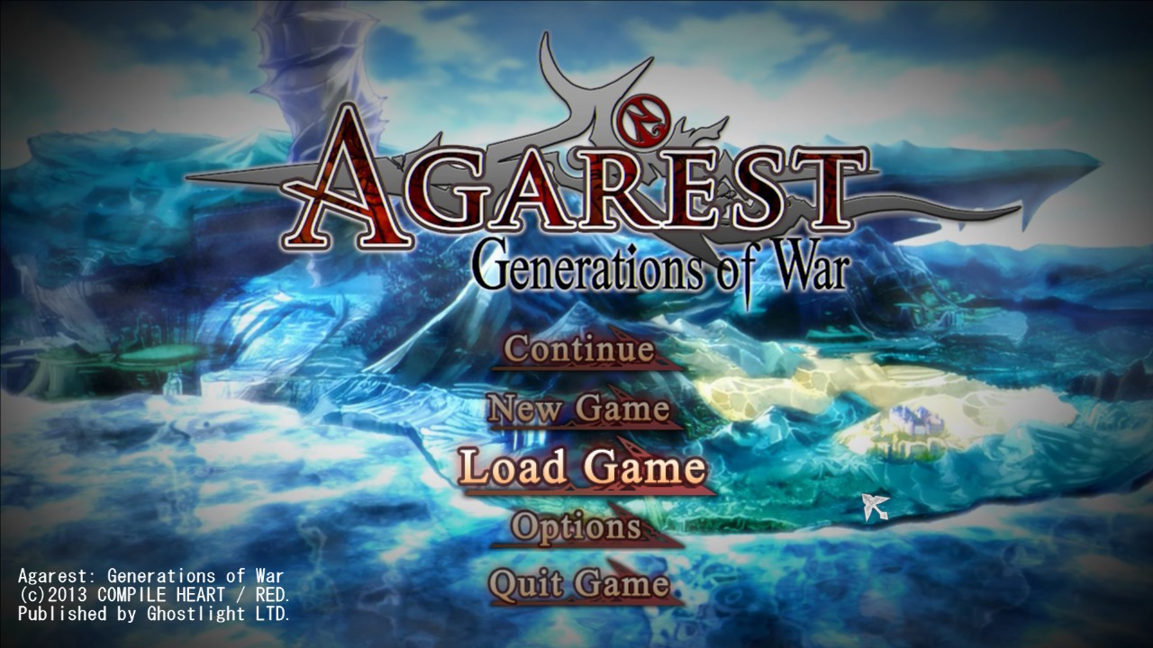 Agarest: Generations of War DLC Bundle 2 screenshot