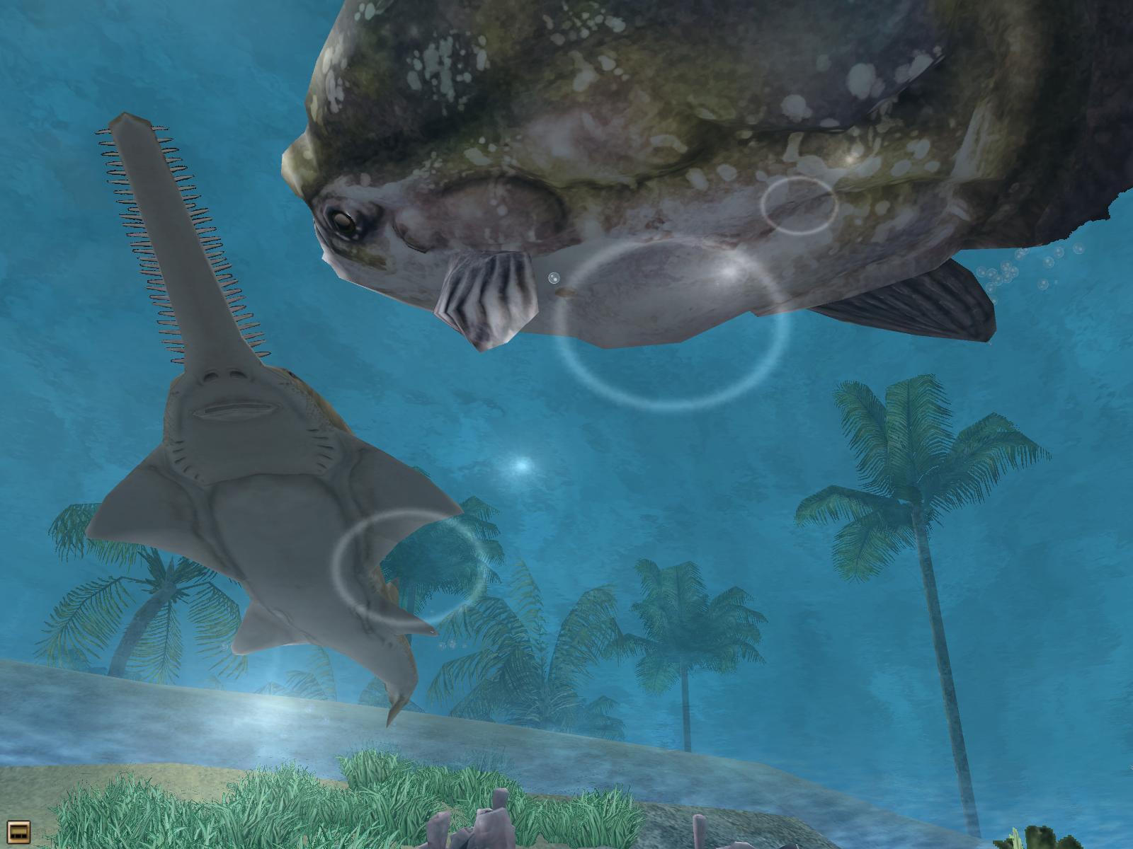 Wildlife Park 2 - Marine World screenshot