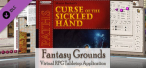 Fantasy Grounds - PFRPG Curse of the Sickled Hand