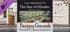 Fantasy Grounds - 3.5E/PFRPG 1 on 1 Adventure #2 The Star of Olinder