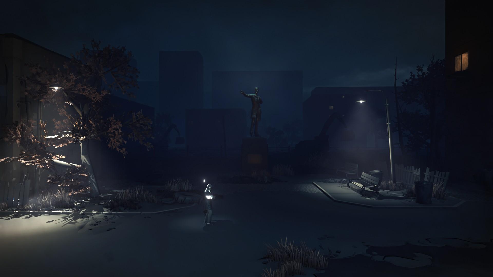 Black The Fall screenshot