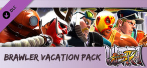 USFIV: Brawler Vacation Pack