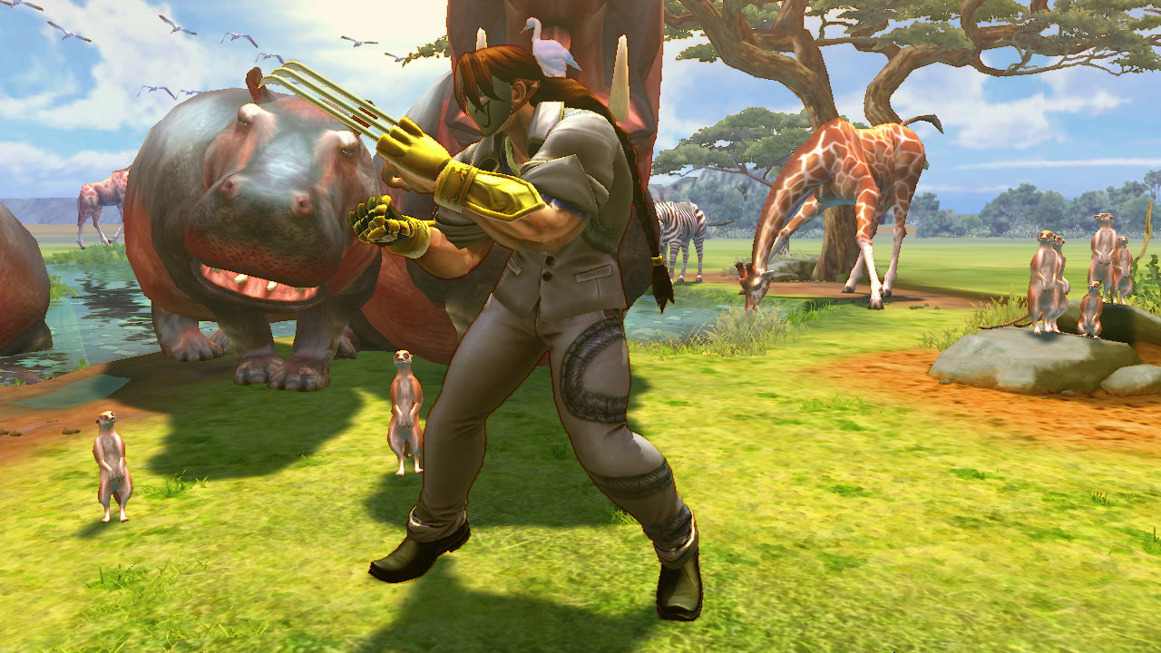 USFIV: Shadaloo Vacation Pack screenshot