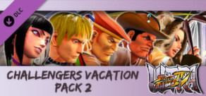USFIV: Challengers Vacation Pack 2