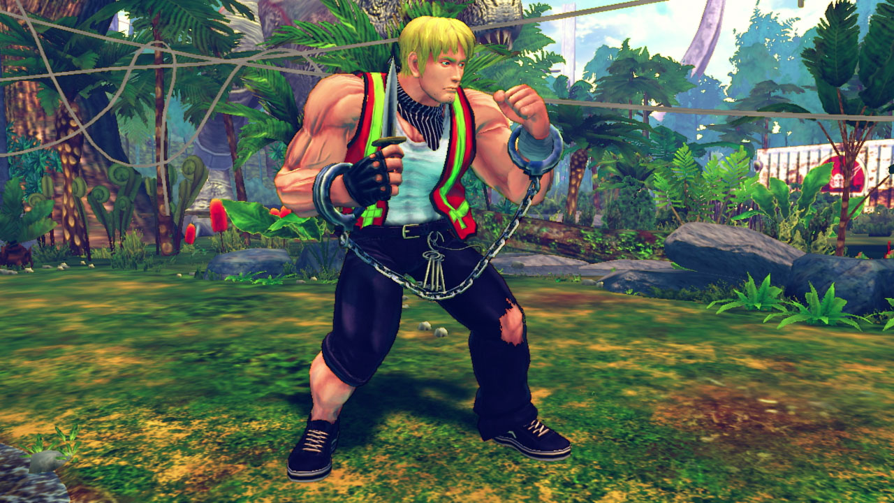 USFIV: Challengers Vacation Pack 2 screenshot