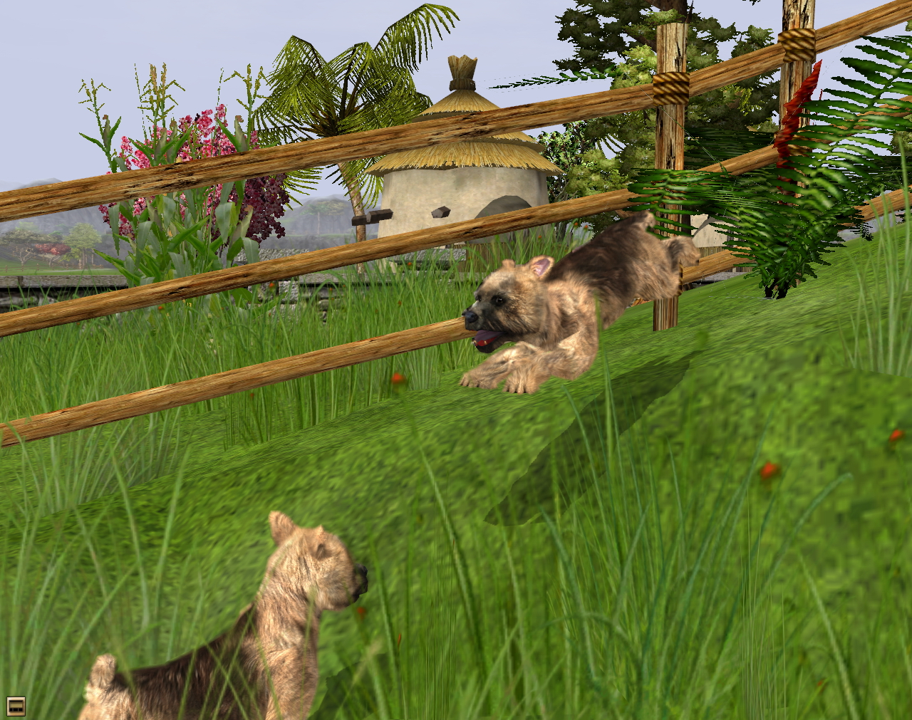 Wildlife Park 2 - Domestic Animals screenshot