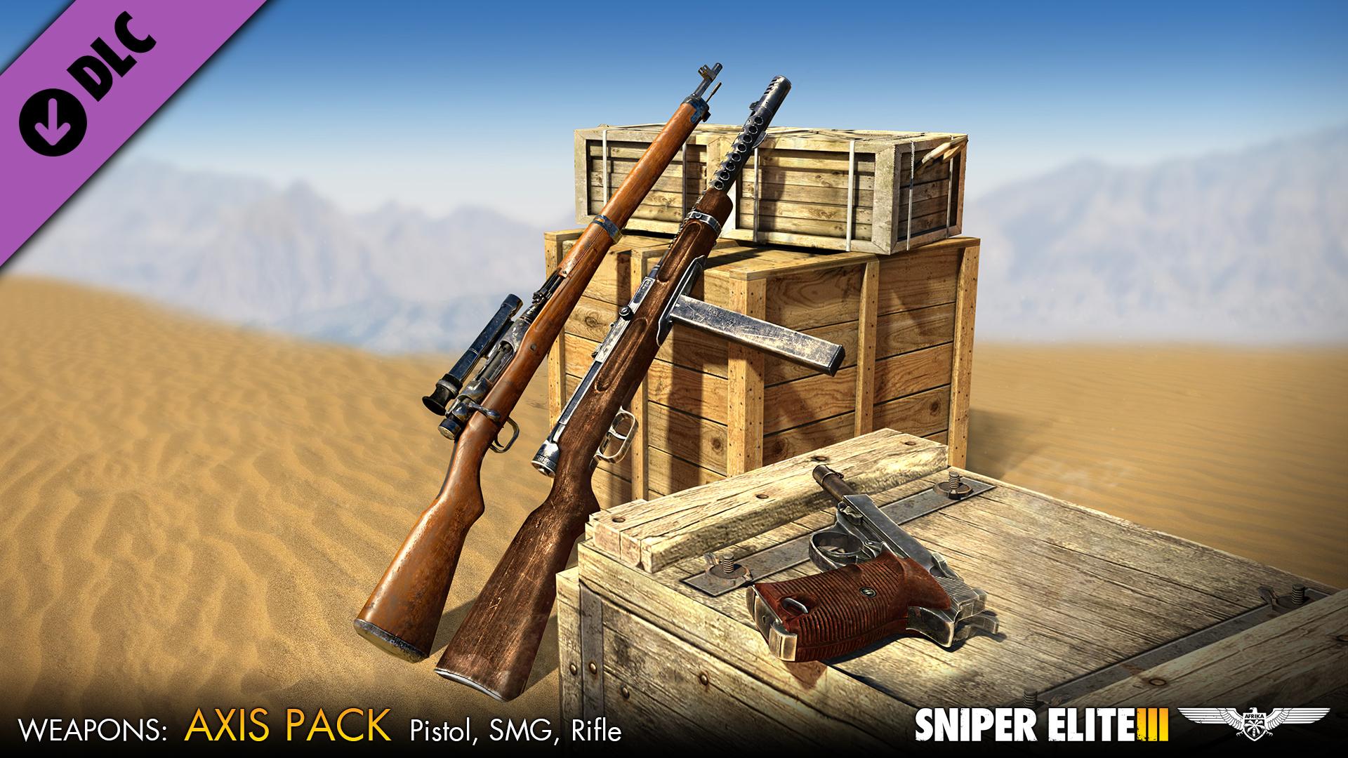 Sniper Elite 3 Season Pass screenshot