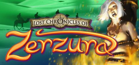 Lost Chronicles of Zerzura Header