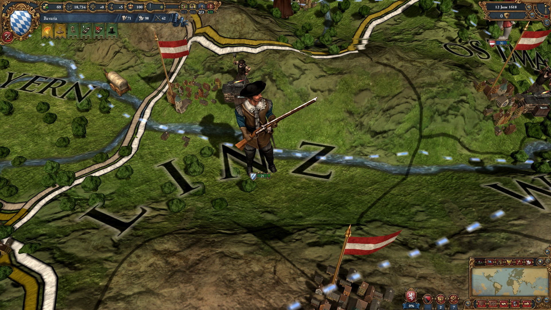 Europa Universalis IV: Catholic League Unit Pack screenshot