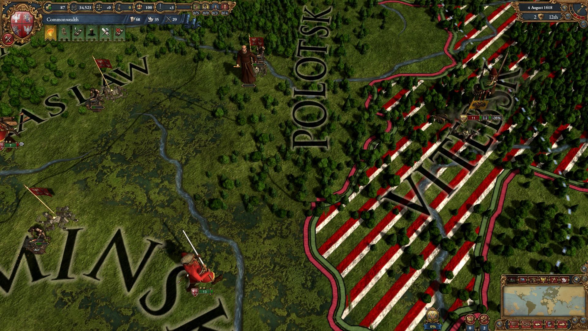 Europa Universalis IV: Songs of War Music Pack screenshot