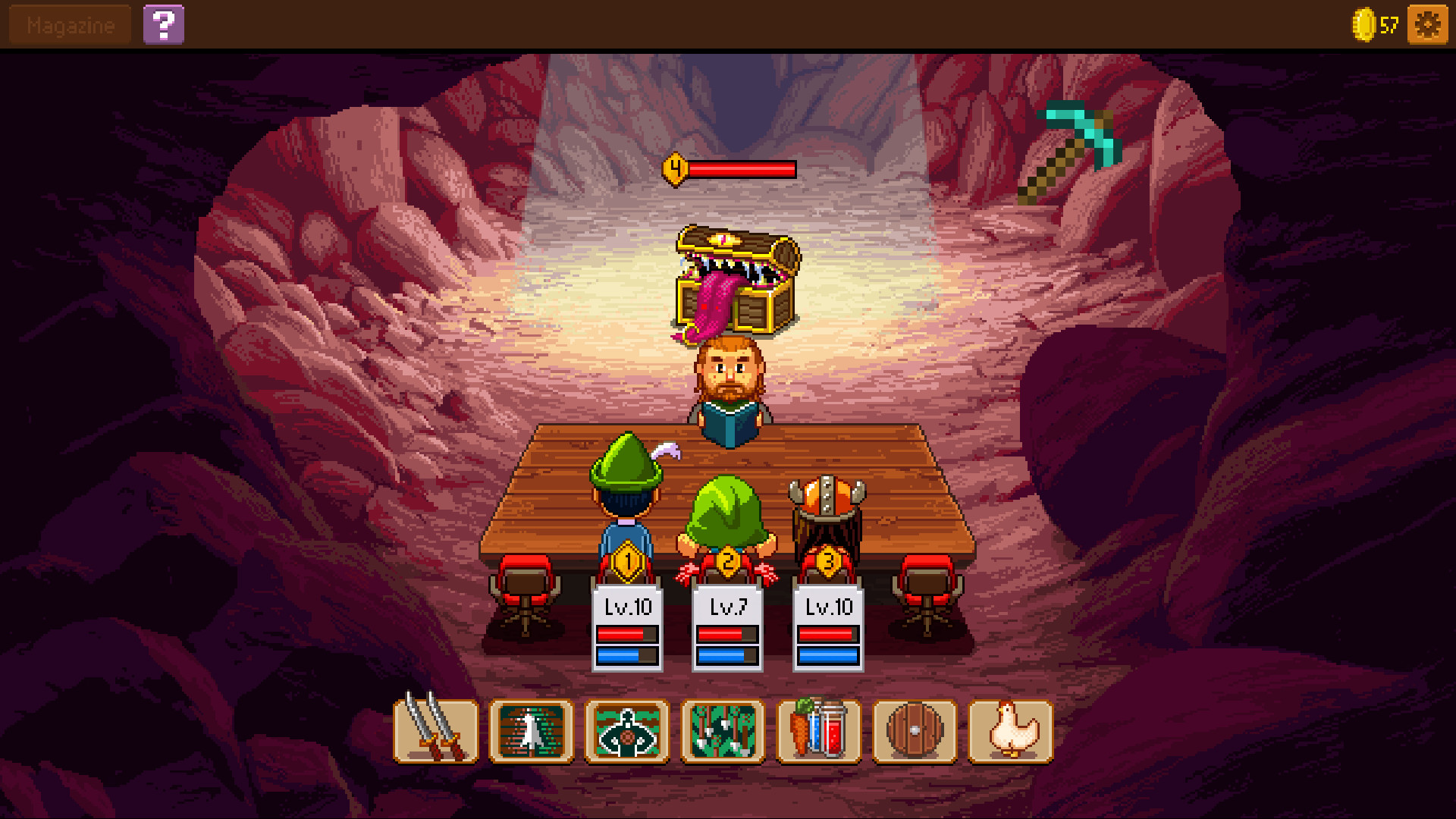 knights of pen and paper pc trainers download